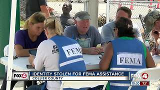 FEMA identity scam in Naples - Video
