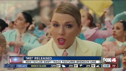 """Taylor Swift releases new song """"Me!"""""""