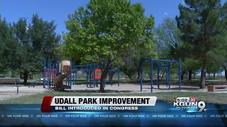 McSally taking her fight to improve Udall Park to Congress - Video