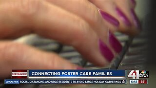 CONNECTING FOSTER CARE FAMILIES