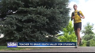 West Ada teacher to brave Death Valley for students