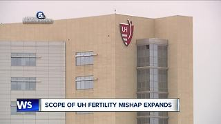 UH blames human error for fertility center malfunction, says 4,000 eggs and embryos lost - Video