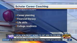 Scholar Career Coaching preparing students for college - Video