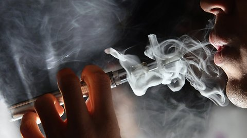 The FDA Is Cracking Down On E-Cigarette Sales To Minors