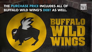 Buffalo Wild Wings Being Acquired in Major Restaurant Deal - Video