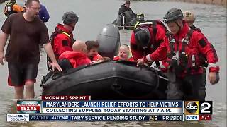 Bel Air Fire Department holding drive for Harvey victims - Video