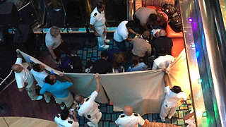 8-year-old girl dies after fall on Carnival Cruise ship - Video