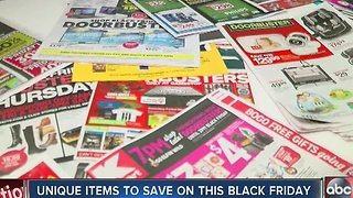 Black Friday comes with unique deals - Video