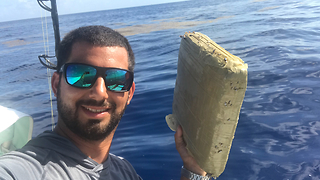 'Early Birthday Gift From Pablo Escobar' - Florida Fisherman Reels in Suspicious Package
