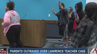 Lawrence Board of Education closes investigation over alleged racial comments in class - Video