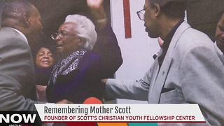 Milwaukee icon 'Mother Scott' passes away at age 90 - Video