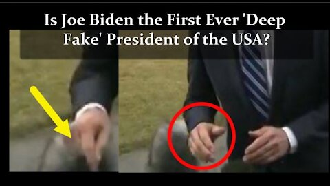 The White House Forgot To Disable Comments On a Biden YouTube Video and Is Joe Really a 'Deep Fake'?