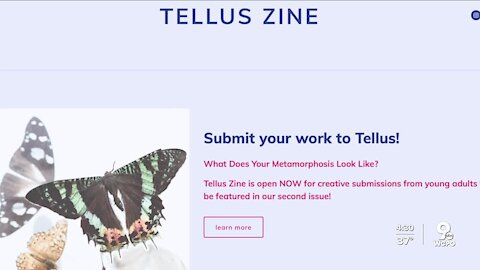 Tellus Zine is building a community of young creatives, and all Tri-State teens are invited
