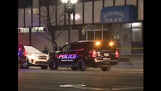 Victims shot in Ecorse, found outside River Rouge police station