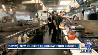 Delivery-only restaurant provides oasis in a Denver food desert - Video