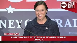 Ashley Moody elected Florida's Attorney General
