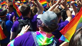 Pride Support on the Streets - Video