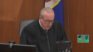 Jury concludes first day of deliberating in Derek Chauvin trial without verdict