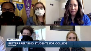 Waukesha high schools recognized for college and career prep
