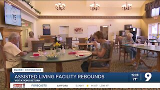 Journey to normalcy: Inside a Green Valley assisted living facility