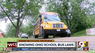 Do you remember Ohio's school bus laws? - Video