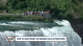 How to save money on Niagara Falls USA attractions