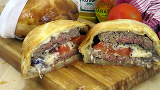 Burger Wellington Style  - Video