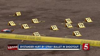 Shooting Witness Fed Up With Gun Violence