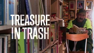 Dumpster diving for knowledge - Video