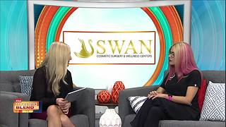 Swan Centers With Easy Lipoi - Video