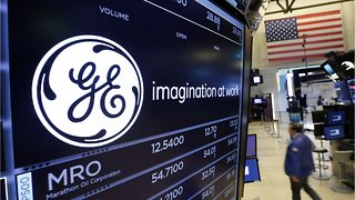 General Electric Drops Sharply After CEO Says It Will Keep Burning Cash