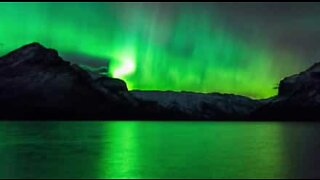 The sky of Canada holds a charming secret: the Northern Lights