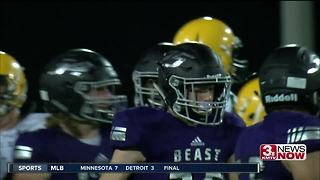 Lincoln Pius X vs. Bellevue East - Video