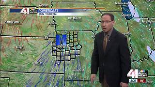 Jeff Penner Sunday Morning Forecast Update 2 2 4 18 - Video