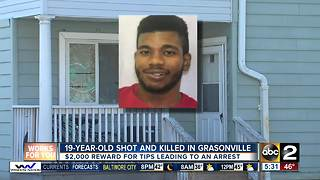 19-year-old found dead in Grasonville home - Video