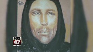 Sketch released of suspect in shooting of Texas girl