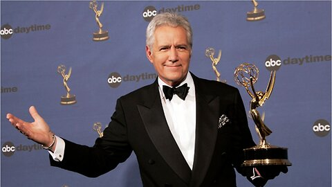 Alex Trebek has lost his hair due to chemo
