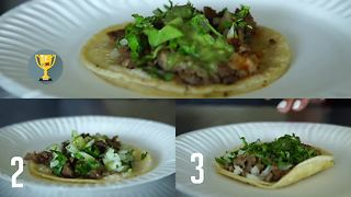 At The Table: Taco Battle Round 2 - Video