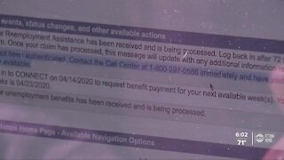 Issue in CONNECT system holds up claims for people who claim benefit week on Thanksgiving