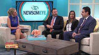 NewsomeEye talks to the Morning Blend about a special offer for Lasik procedure. - Video