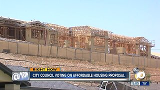 City Council votes on affordable housing plan