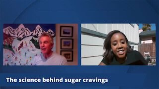Sugar cravings and how to handle them with Dr. Rouse and Micah Smith