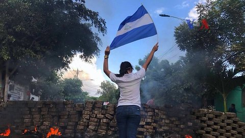 After 3 Months, Death Toll In Nicaraguan Protests Could Be Near 300