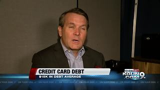 Get rid of credit card debt forever - Video