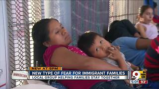 New type of fear for immigrant families - Video