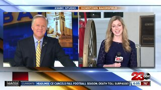 Welcome Kallyn to 23ABC mornings!