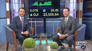 Financial Focus with Steve Budin - Video