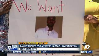 Family continues push for answers in death probe - Video