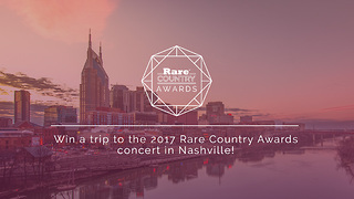 All About the 2017 Rare Country Awards | Rare Country Awards