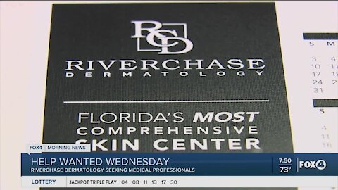 Help Wanted: Riverchase Dermatology hiring 10 Medical Assistants